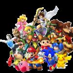 Super Smash Bros. tournament a success