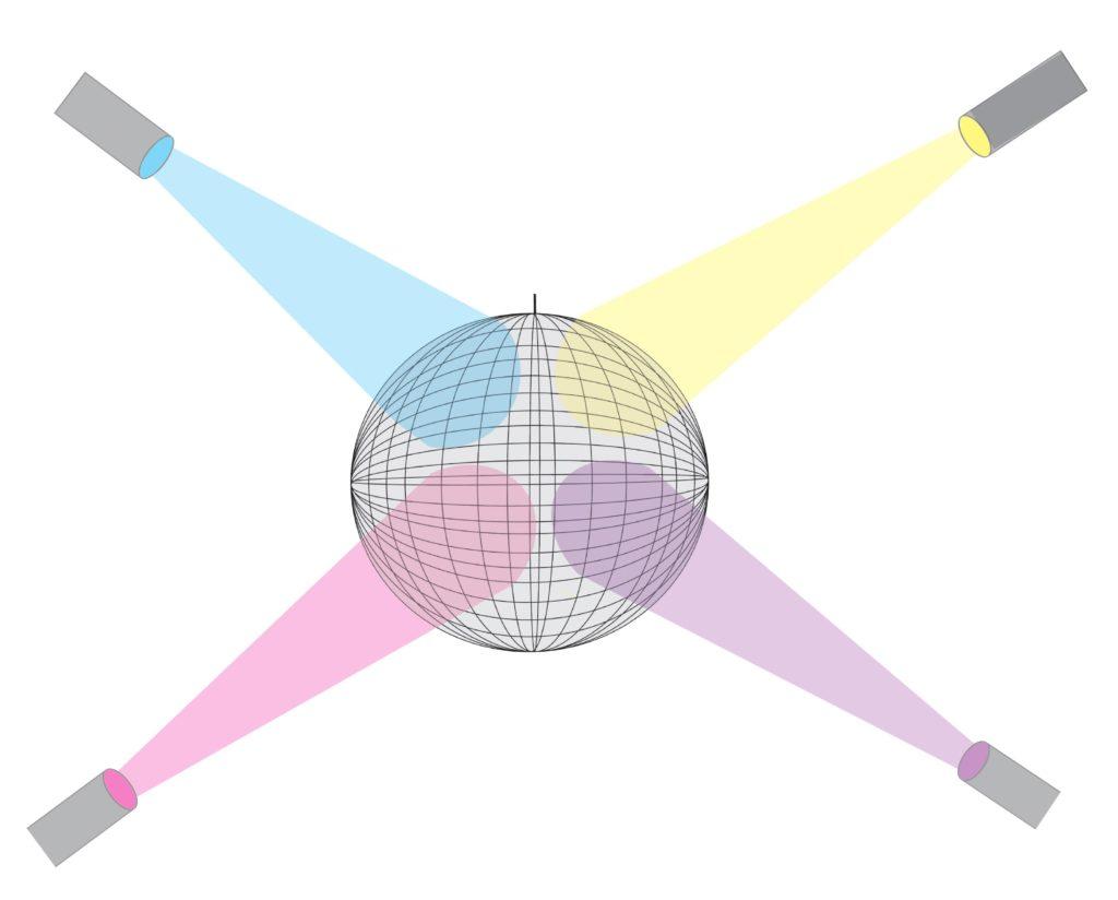 disco graphic