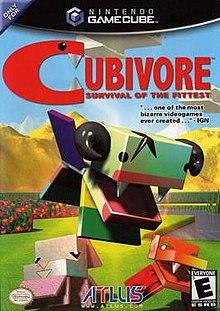 Cubivore: Survival of the Fitest