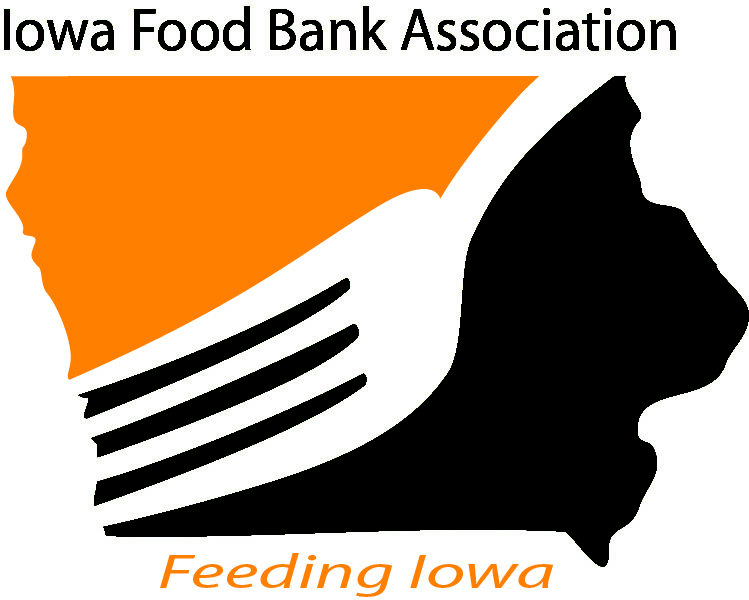 Iowa Food Bank Association Logo