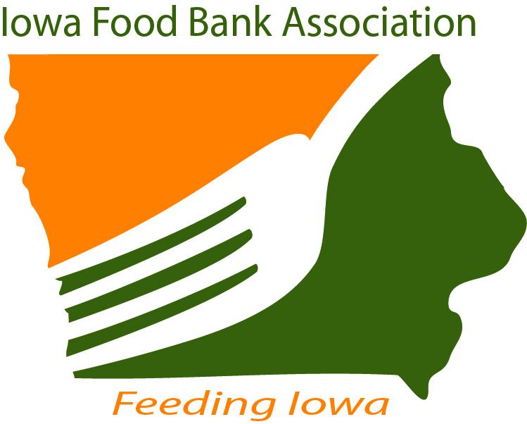 Iowa Food Bank Association Logo