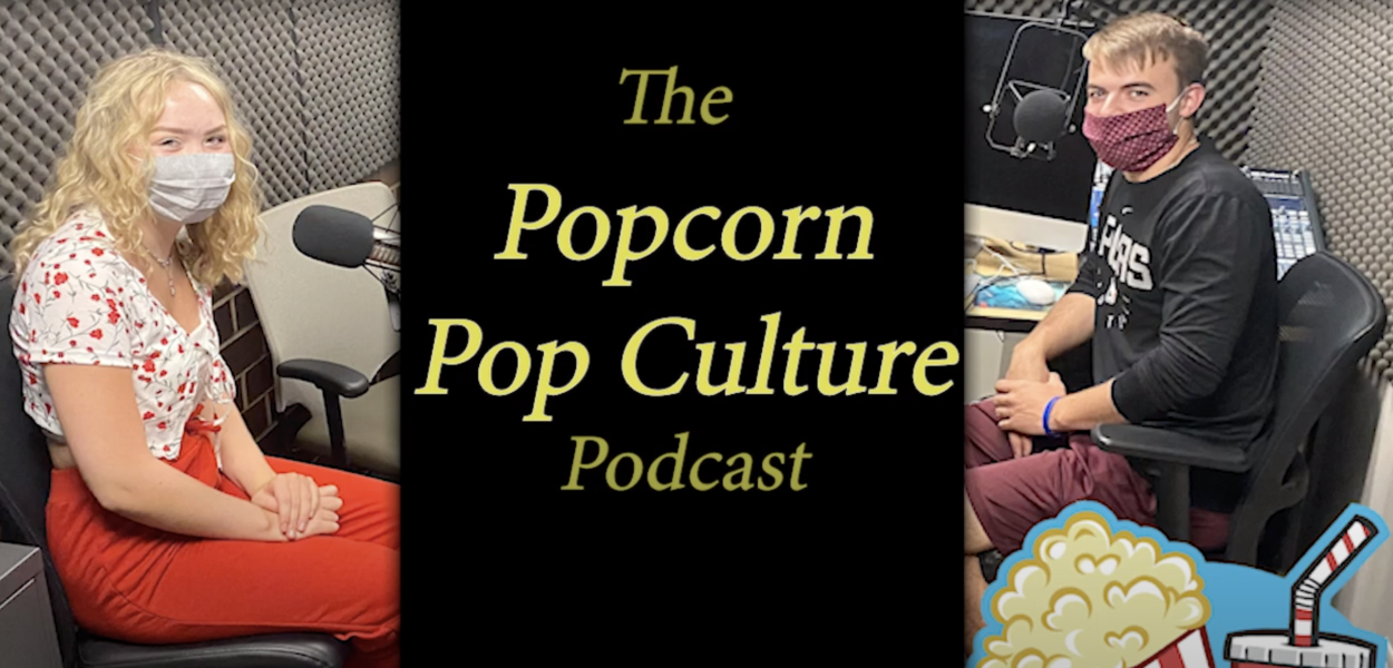 The Popcorn Pop Culture Podcast