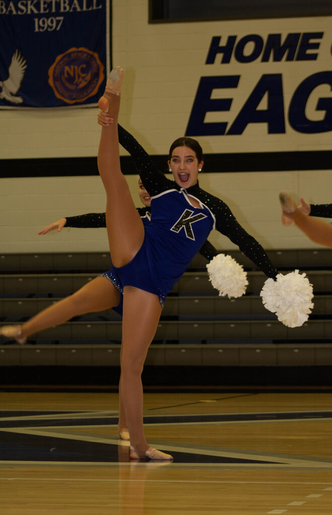 Madison Schuster - Kirkwood Dance Team