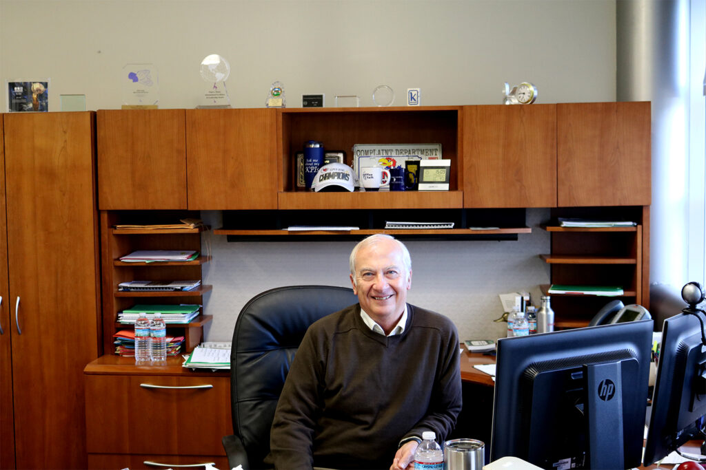 Vice President Bill Lamb