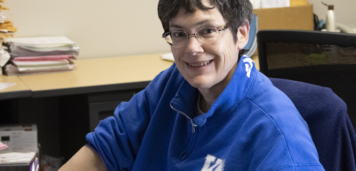 Diane Bean, Professor of Mathematics