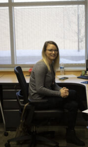 Julia Rabe, Assistant Professor of American Sign Language
