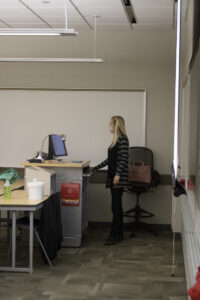 Sarah Mangold, Assistant Professor of Journalism