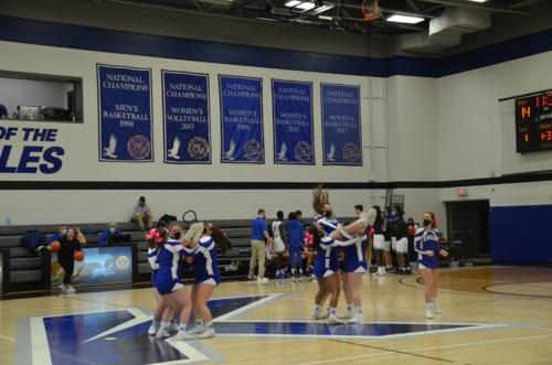 Kirkwood Cheerleaders