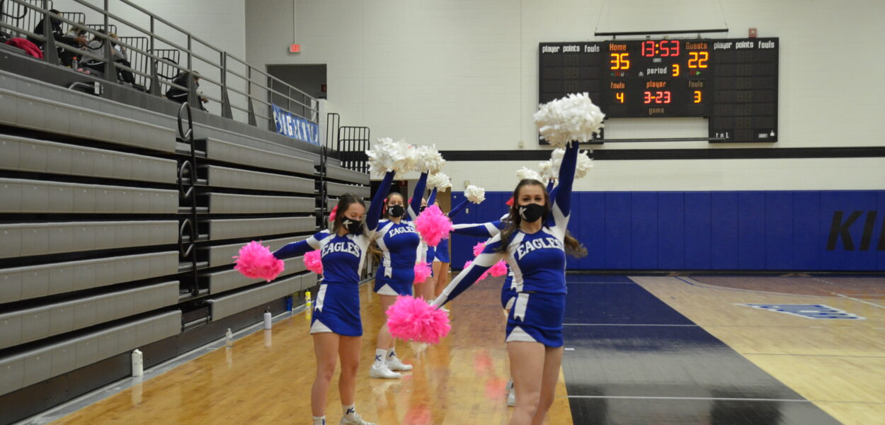 Kirkwood Cheerleaders