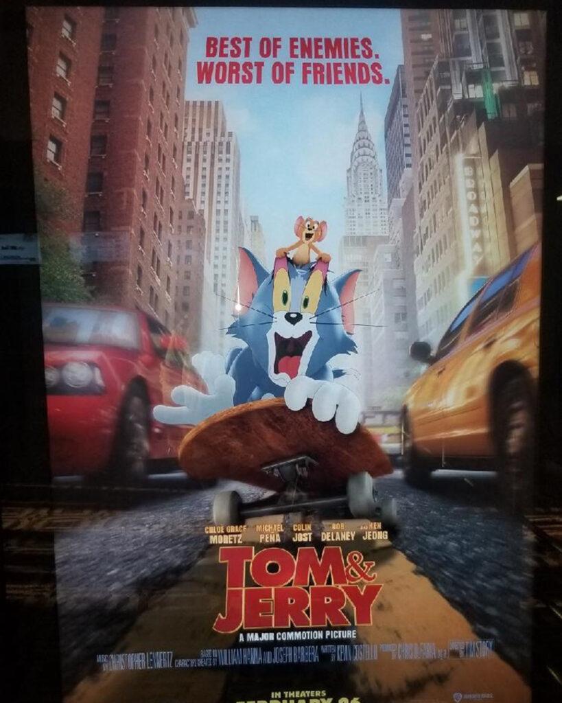 """Tom & Jerry"""