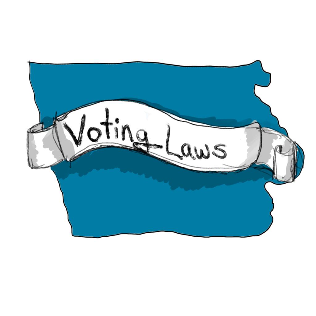 Iowa Voting Laws