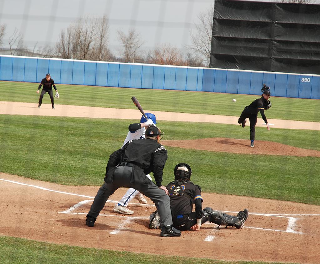 Kirkwood at bat