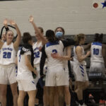 Kirkwood Women's Basketball finishes season strong at nationals