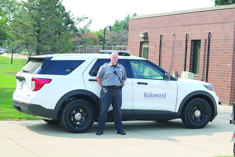 Public Safety Officer Randy Jones