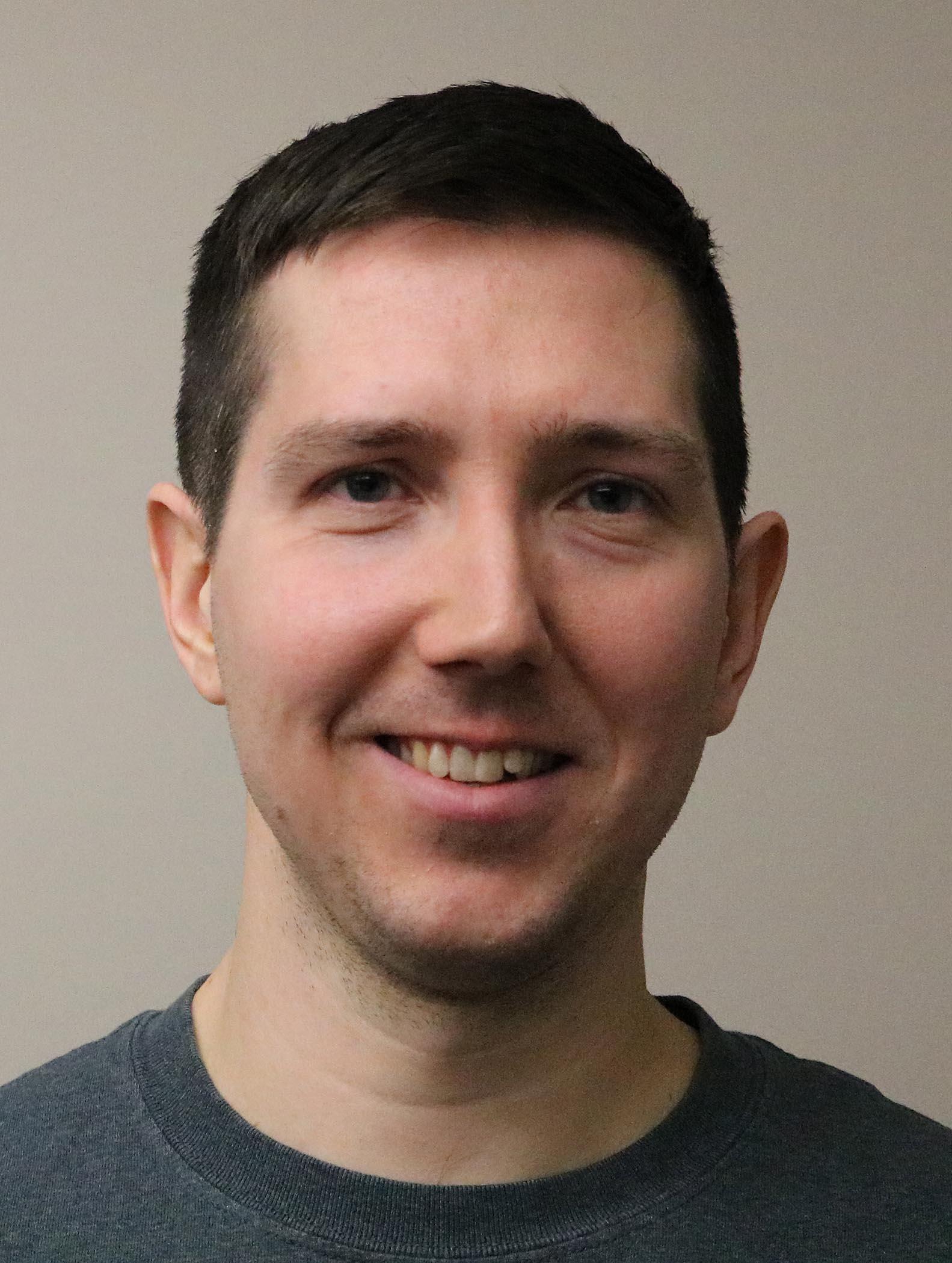 Photo of Web Editor Andrew Schneider